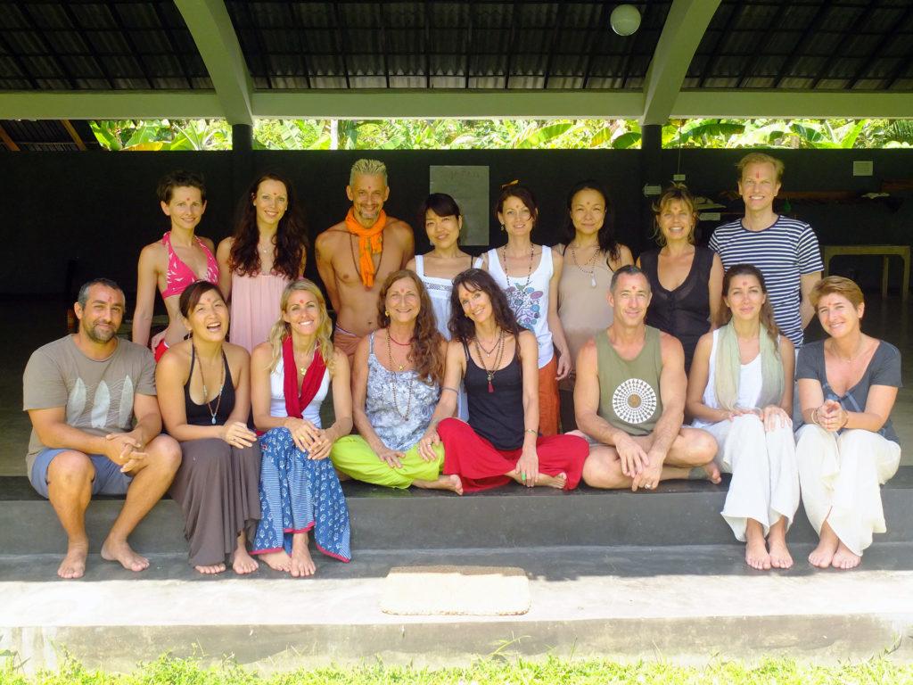 benita yoga sri lanka journey